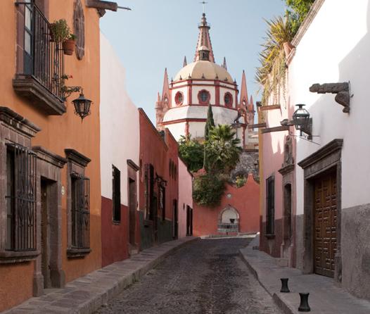 San Miguel de Allende se convierte en la nueva capital del diseño