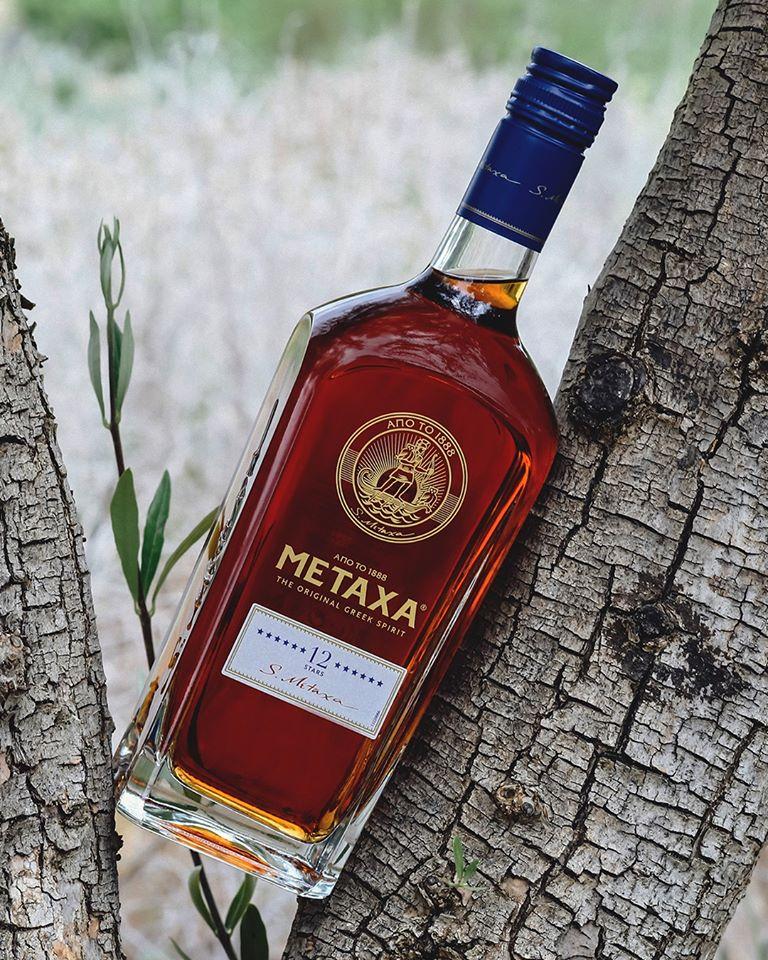 Desde Grecia llega Metaxa, un espirituoso que debes probar