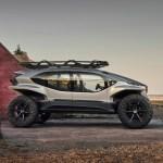 El futurista concepto de SUV eléctrico de Audi utiliza drones voladores para faros
