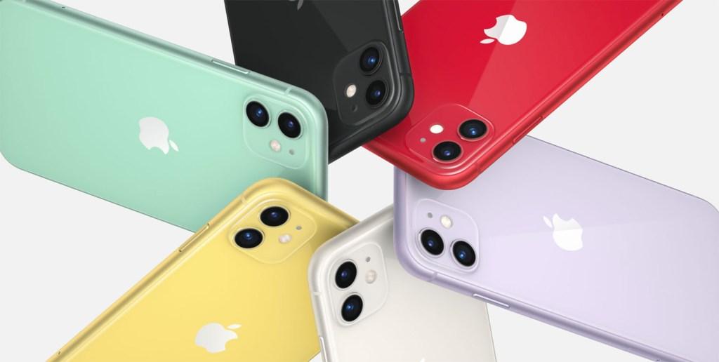 Apple podría presentar hasta 6 nuevos iPhones el próximo año