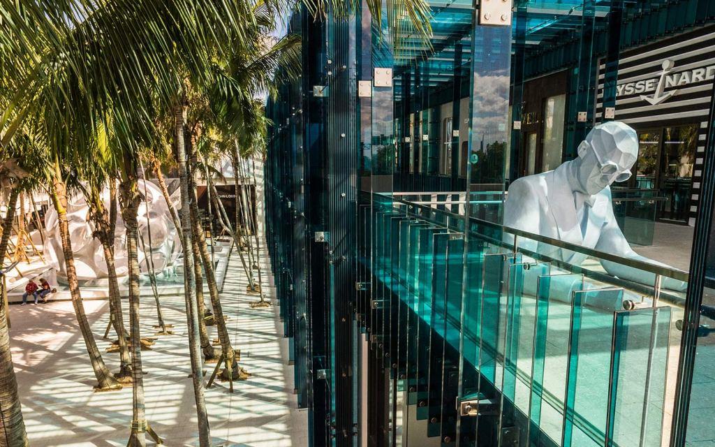 Dónde hacer compras de lujo en Miami, después del Super Bowl