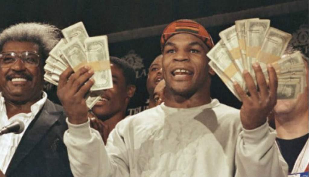 10 deportistas millonarios que perdieron su fortuna