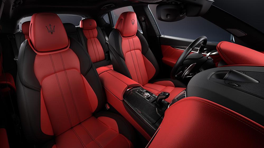 """Maserati """"Edizione Ribelle""""(PRNewsfoto/Maserati América del Norte, Inc.)"""