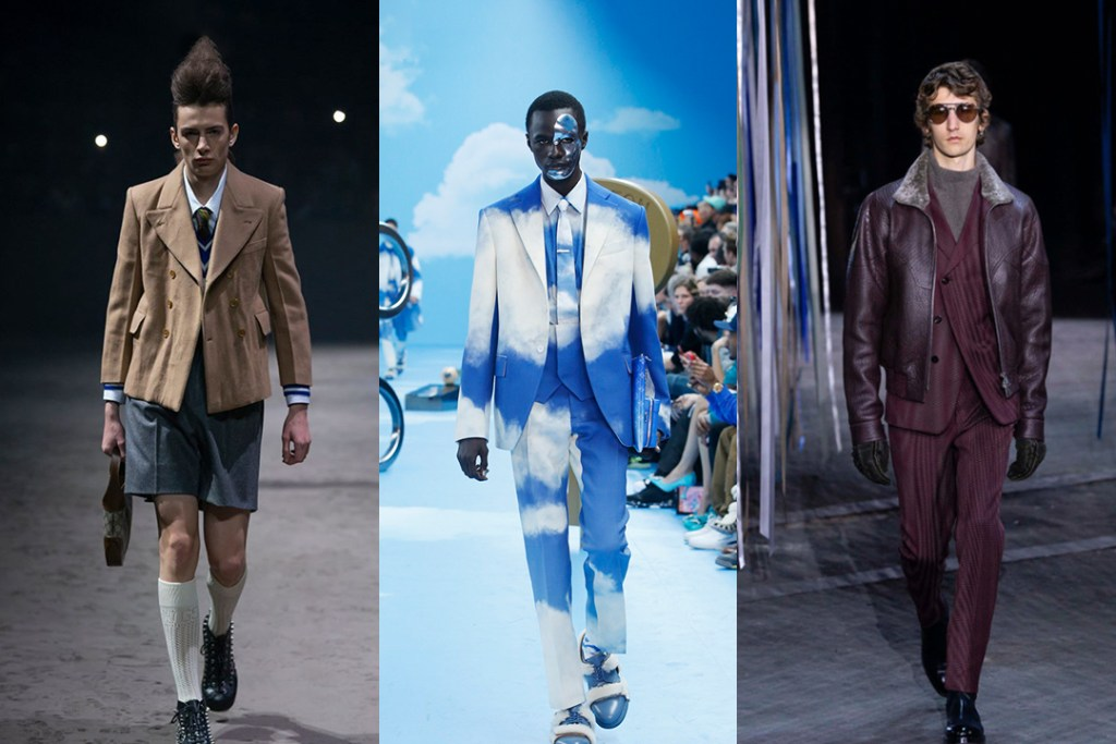 Tendencias del Paris Fashion Week Men's que no deben faltar en tu outfit