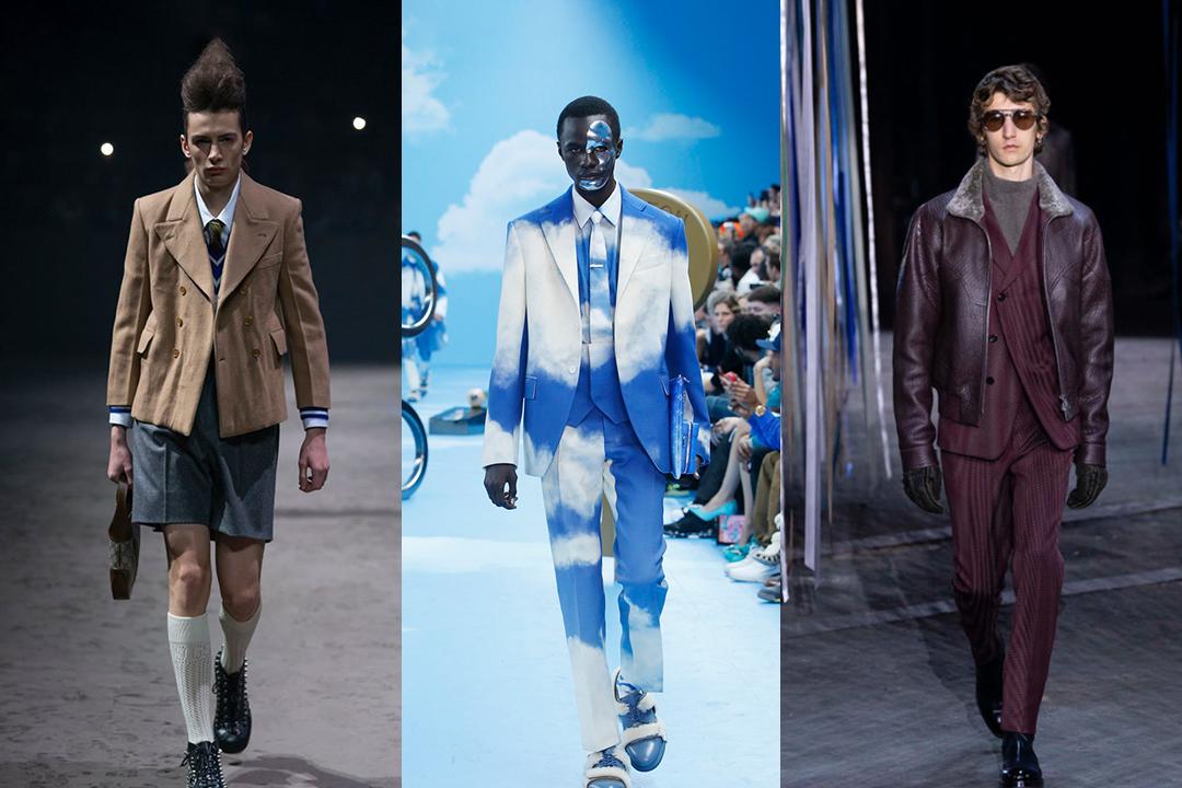 Tendencias del Paris Fashion Week Men's que no deben faltar en tu outfit