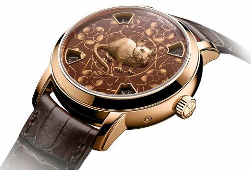 relojes inspirados en el Año Nuevo Chino
