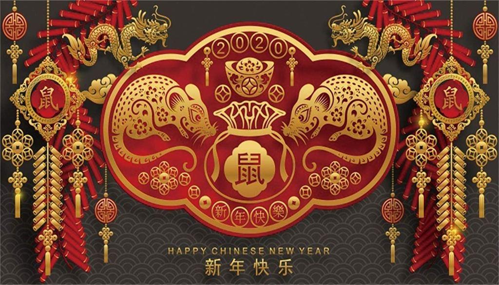La rata, figura de los relojes inspirados en el Año Nuevo Chino