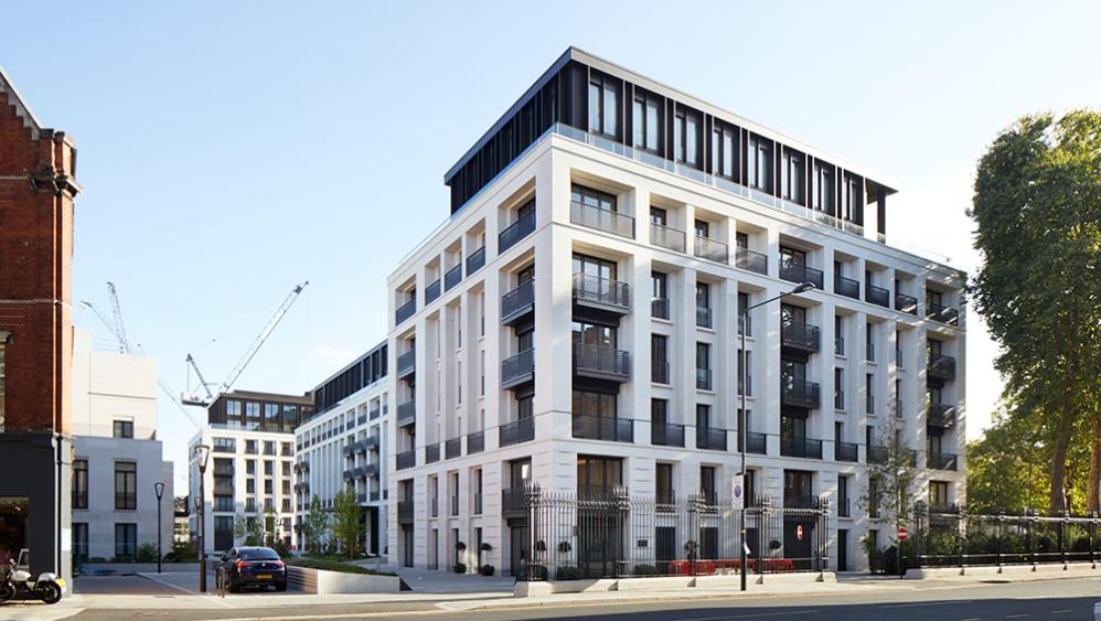Por qué este penthouse en Londres tardó 13 años en construirse y cuesta 55 mdd