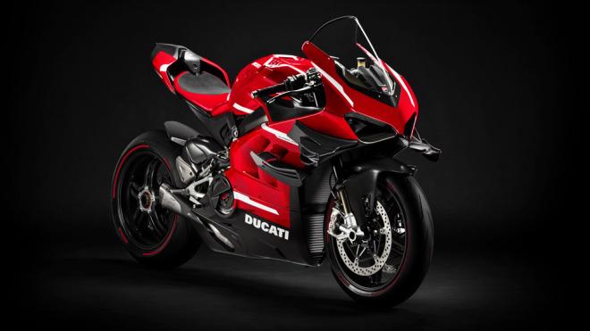 Ducati presenta una nueva motocicleta más potente (otra vez)