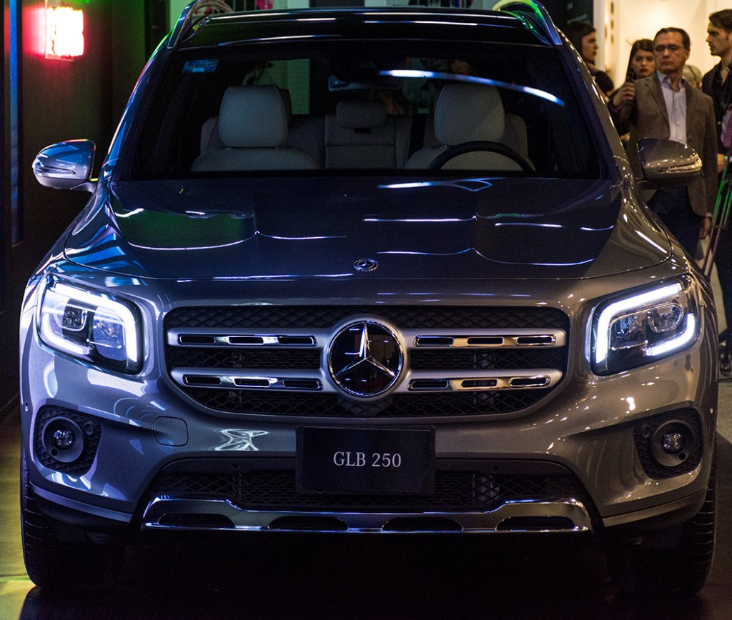 La nueva Mercedes-Benz GLB 250 es ensamblada en México