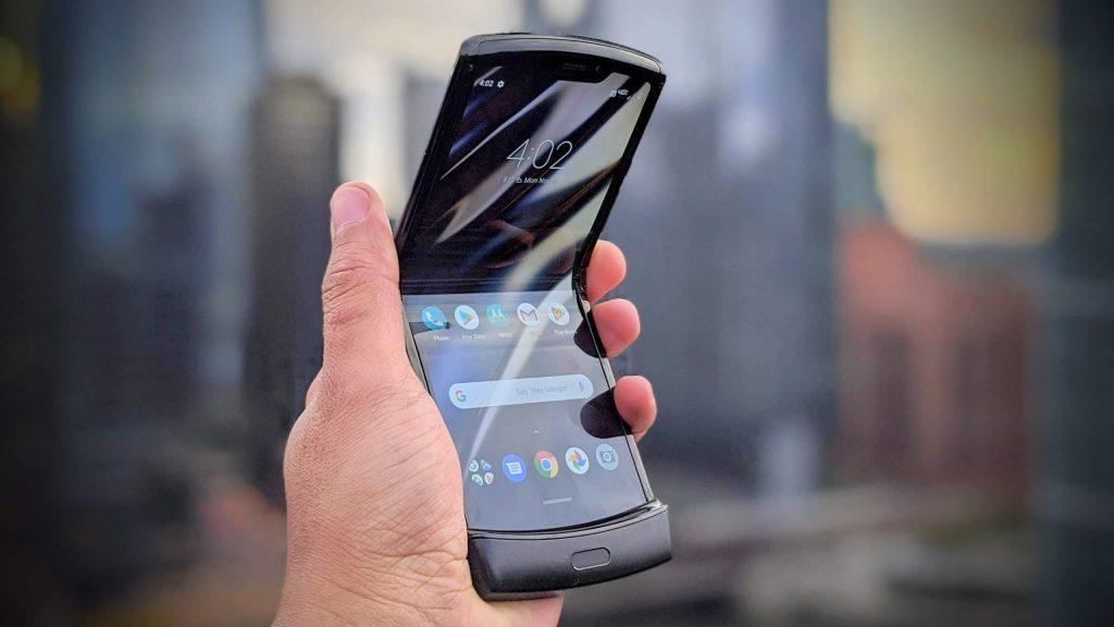 Vuelve Motorola Razr, el smartphone plegable que tanto esperabas