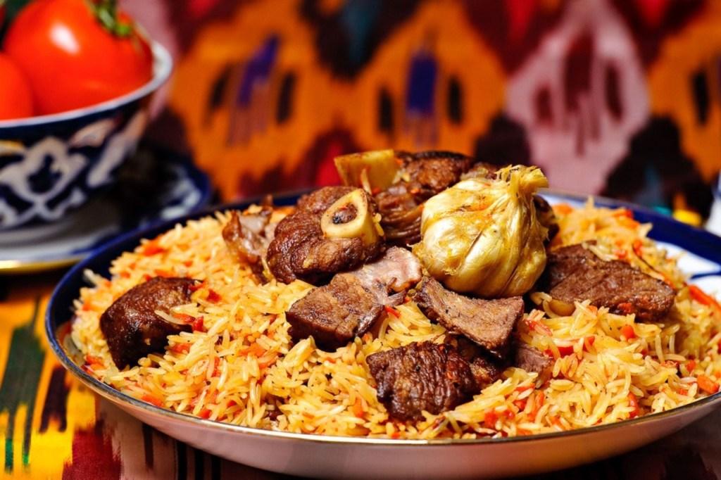 gastronomía mundial