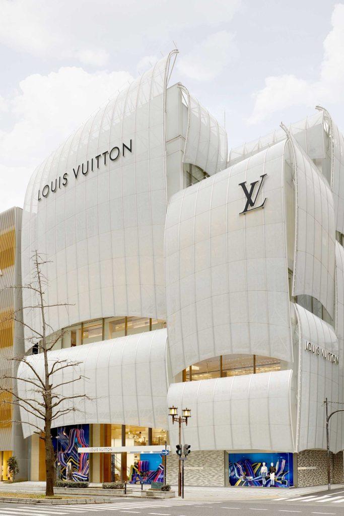El primer restaurante de Louis Vuitton ya es una realidad