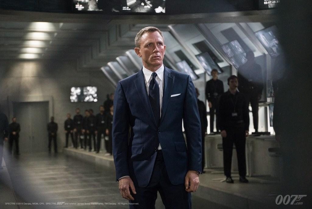 Cancelan estreno mundial de la película de James Bond por el coronavirus