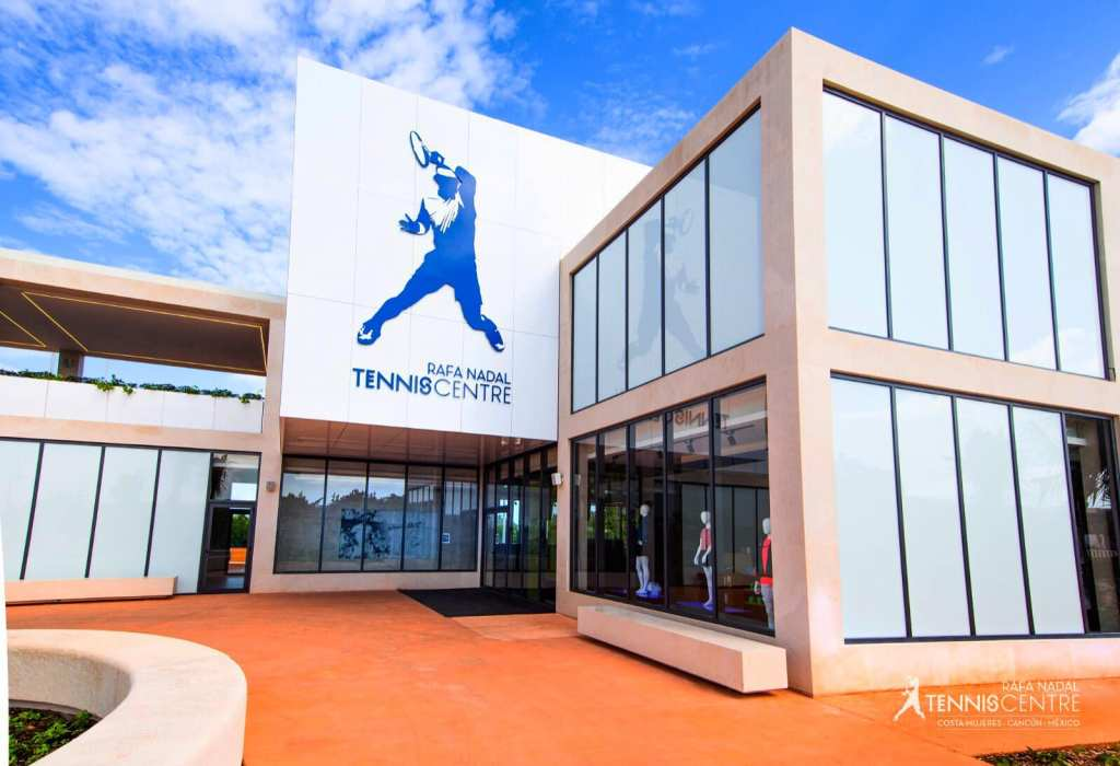 Cortesía: Rafa Nadal Tennis Centre