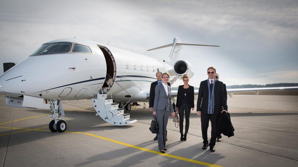 Coronavirus eleva la demanda de vuelos en aviones privados