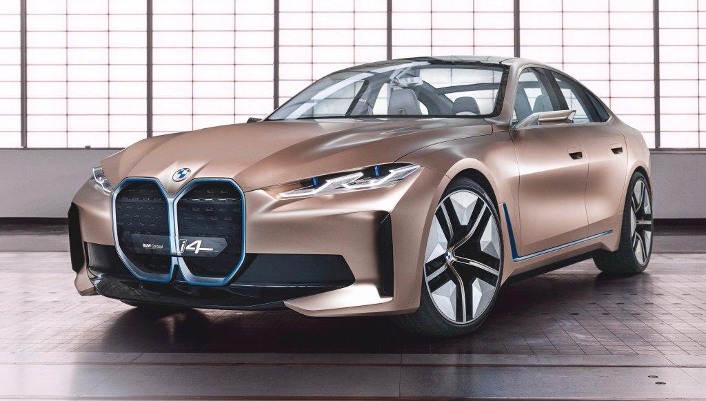 BMW i4, ¿el competidor más fuerte del Model S de Tesla?