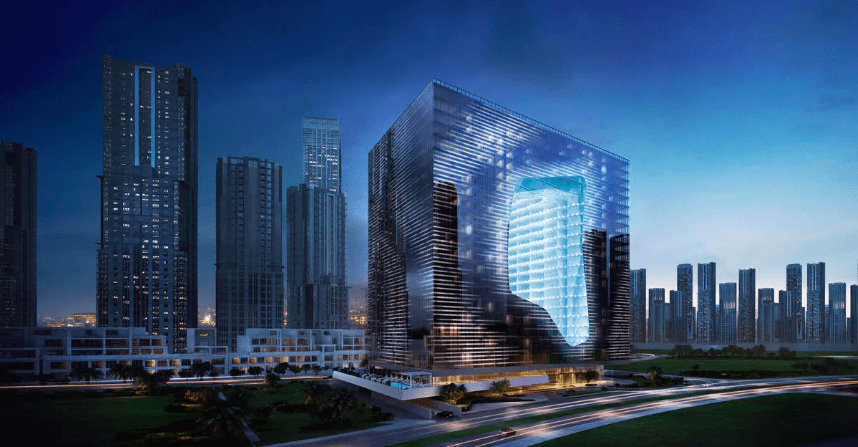 ME Dubái, el nuevo hotel de lujo de Meliá, abre sus puertas
