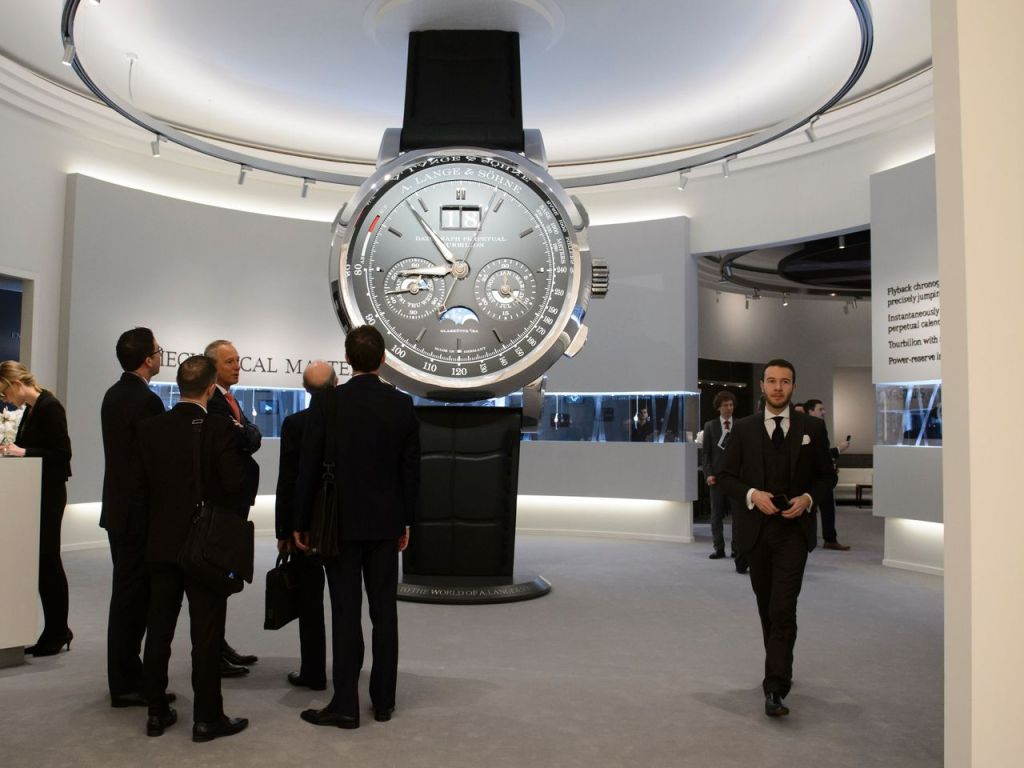 Las marcas de alta relojería convocan a una nueva feria: Watch Days