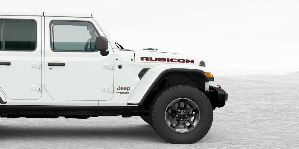 El nuevo Jeep Wrangler Unlimited Rubicon será limitado a 100 unidades