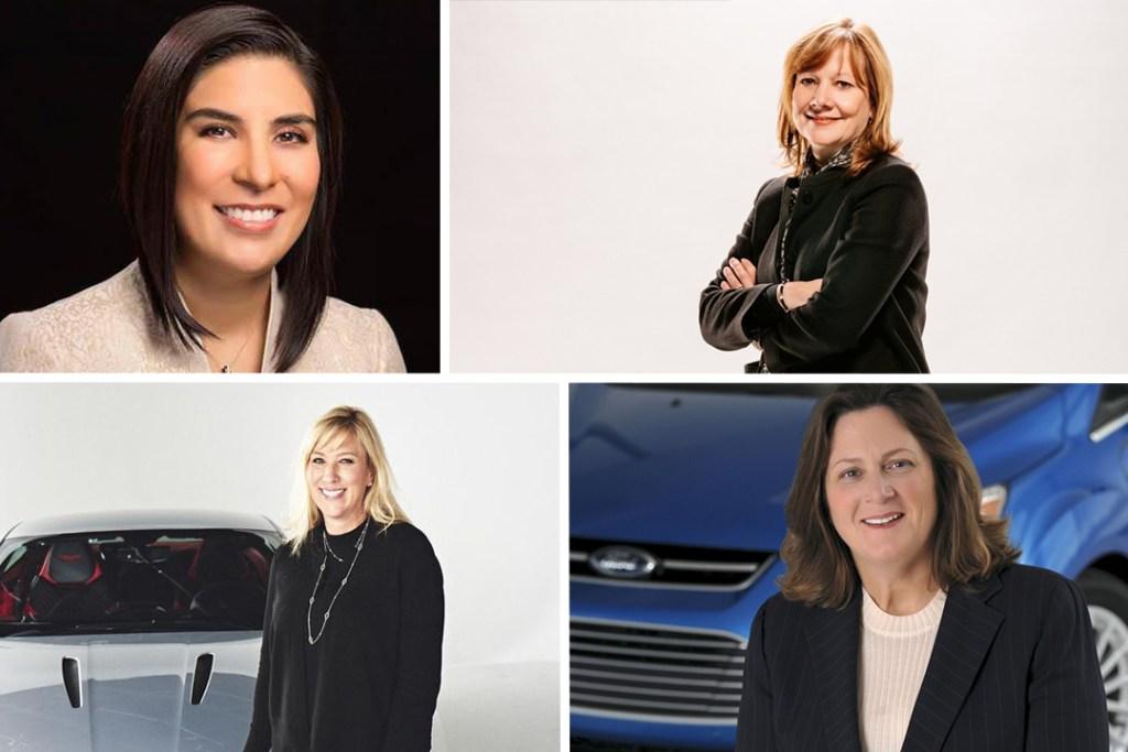 Las mujeres toman el volante de la industria automotriz
