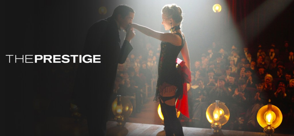 The Prestige actualmente disponible en Netflix