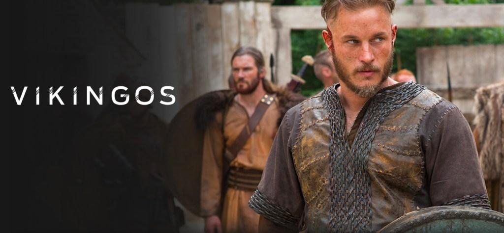 Vikingos actualmente disponible en Netflix