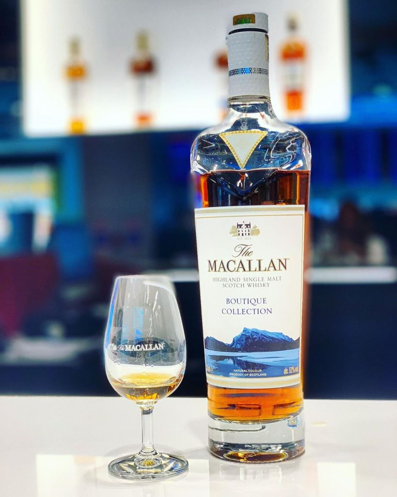 the macallan boutique collection 2020