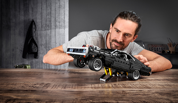 El Dodge Charger de Toretto puede ser tuyo gracias a LEGO