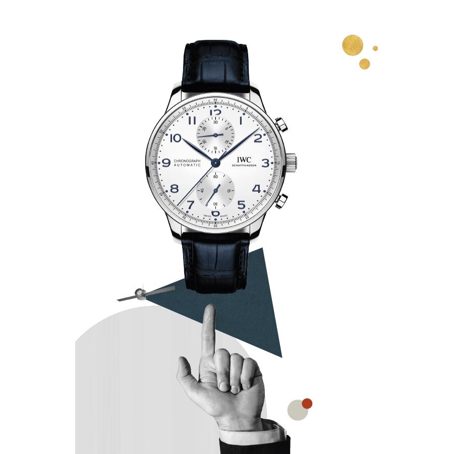 IWC reloj
