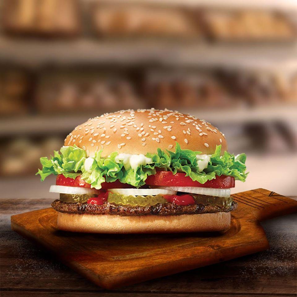 A los amantes de hamburguesas: ¡Revelan la receta de Whopper para hacerla en casa!