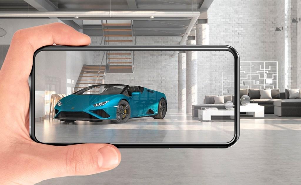 Conoce desde tu garage el nuevo Lamborghini Huracán EVO RWD