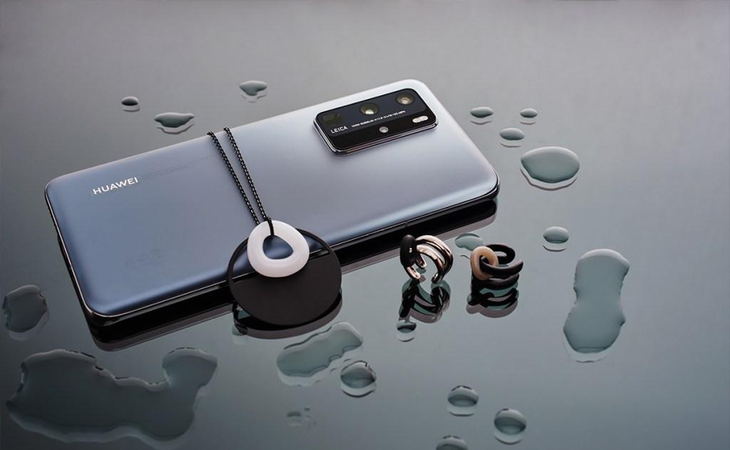 Huawei P40 Pro y Vanessa Drummond crean nueva y elegante colección de joyería