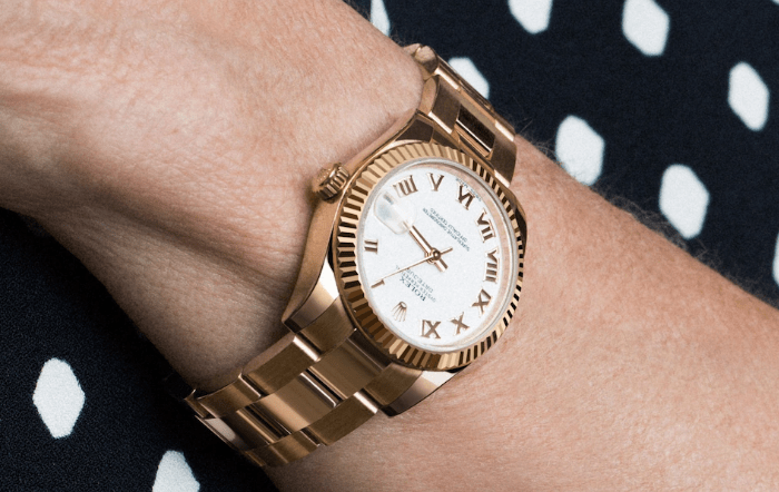 Chri Evert, Oyster Perpetual Datejust 31
