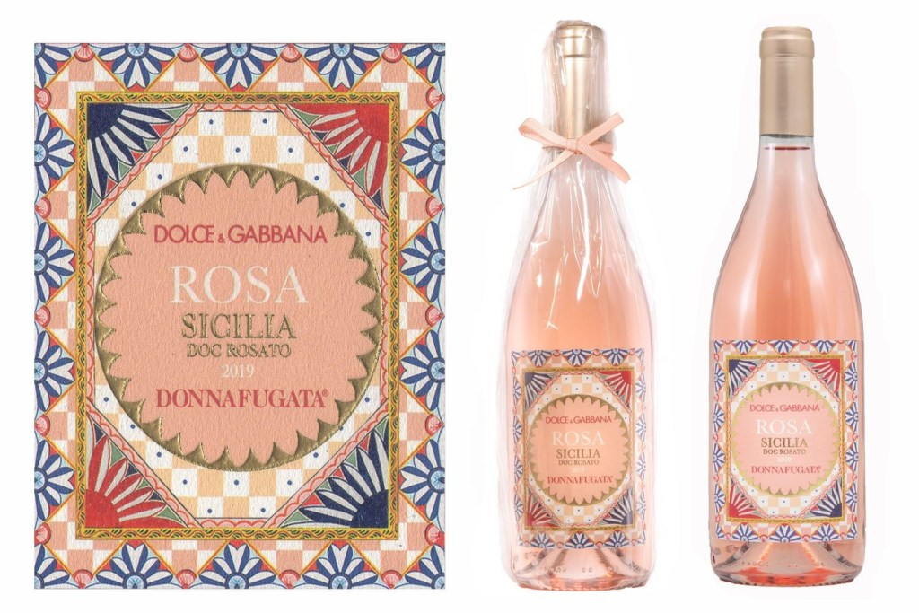Dolce & Gabbana Rosa Sicilia