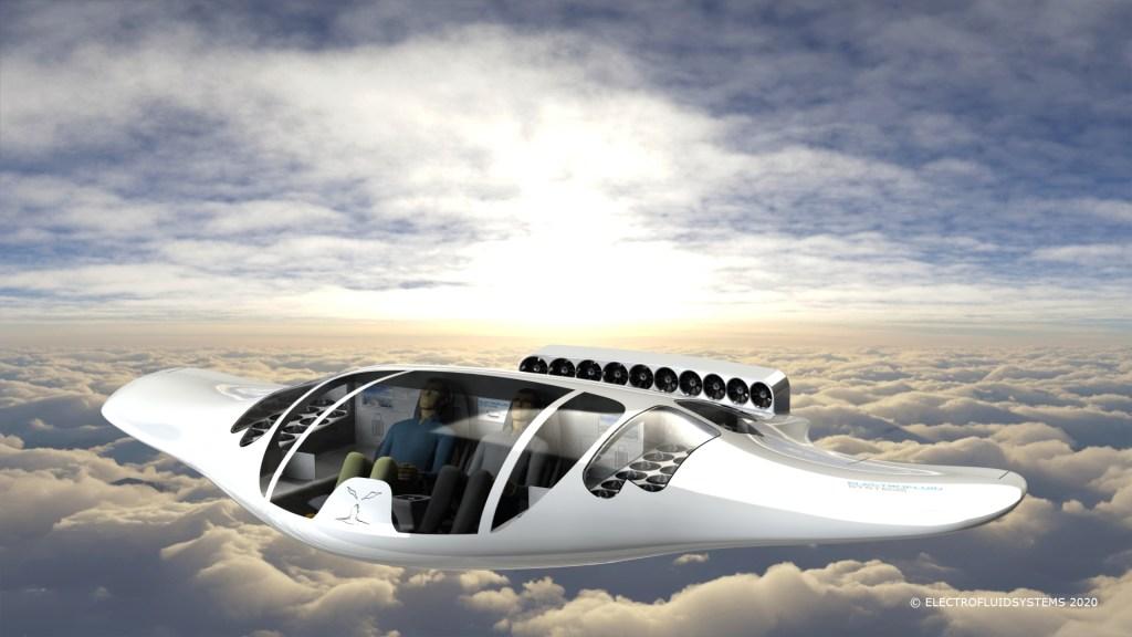Este taxi aéreo eléctrico podría ser una realidad en 2025