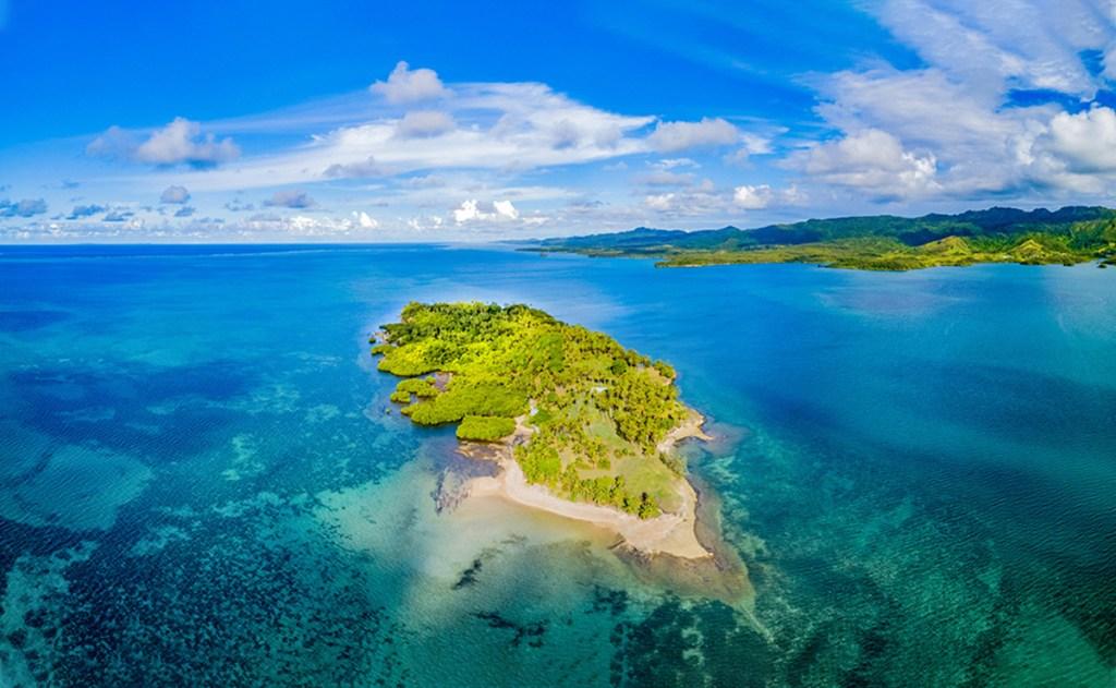 Esta isla privada en Fiji puede ser tuya