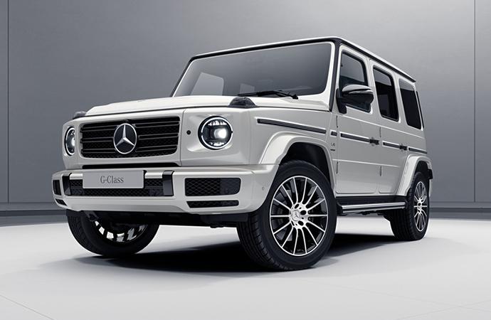 Mercedes-Benz y Virgil Abloh