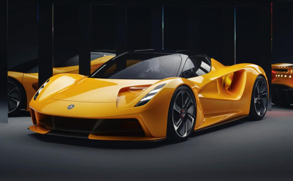 Lotus lanza el Type 131, un deportivo totalmente nuevo y será el próximo año