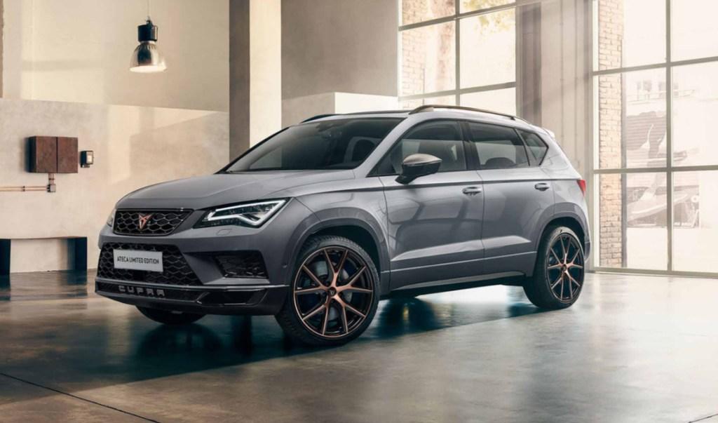 Cupra Ateca Limited Edition: el especial SUV deportivo ya llegó a México