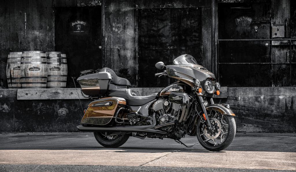Indian Roadmaster Dark Horse, la nueva motocicleta inspirada en Jack Daniel´s