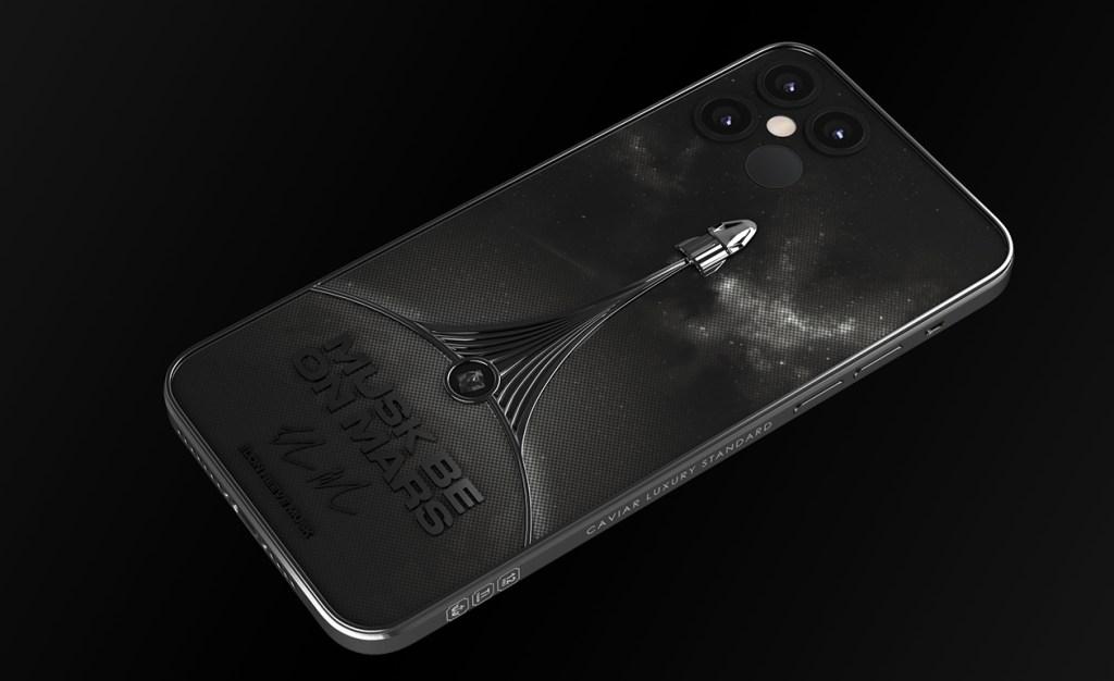 El próximo iPhone 12 aún no sale y ya tiene una versión fuera de este planeta