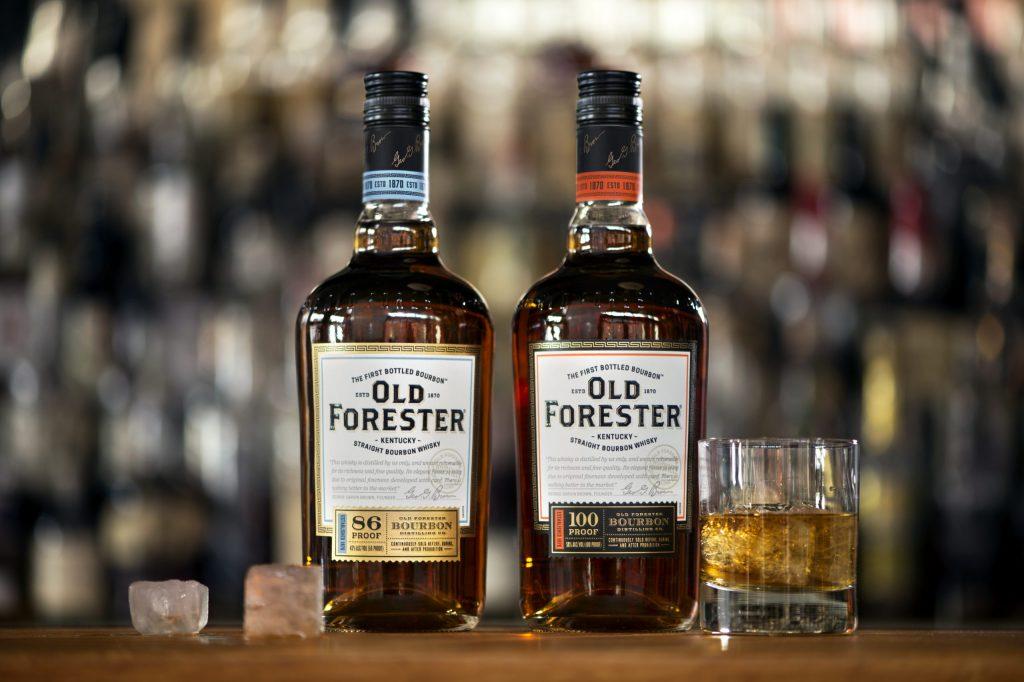 Los whiskys 'Old Forester' y 'Woodford Reserve' ponen su granito de arena en materia de sustentabilidad