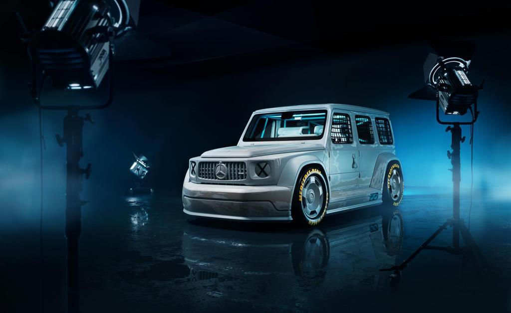 Mercedes Benz y Virgil Abloh revelan una colaboración que acuña el futuro del lujo sobre ruedas