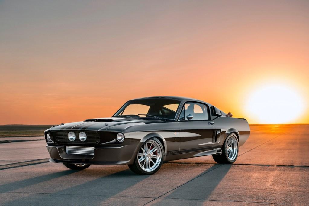 La leyenda regresa al asfalto, conoce el Mustang Shelby GT500CR Carbon Edition