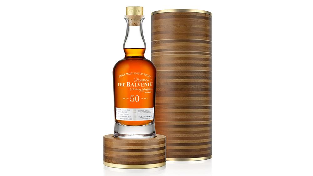 Balvenie lanza la edición limitada de un whisky que le llevó medio siglo elaborar
