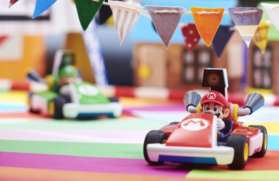 Prepárate para Mario Kart Live: convierte tu casa en una pista de carreras