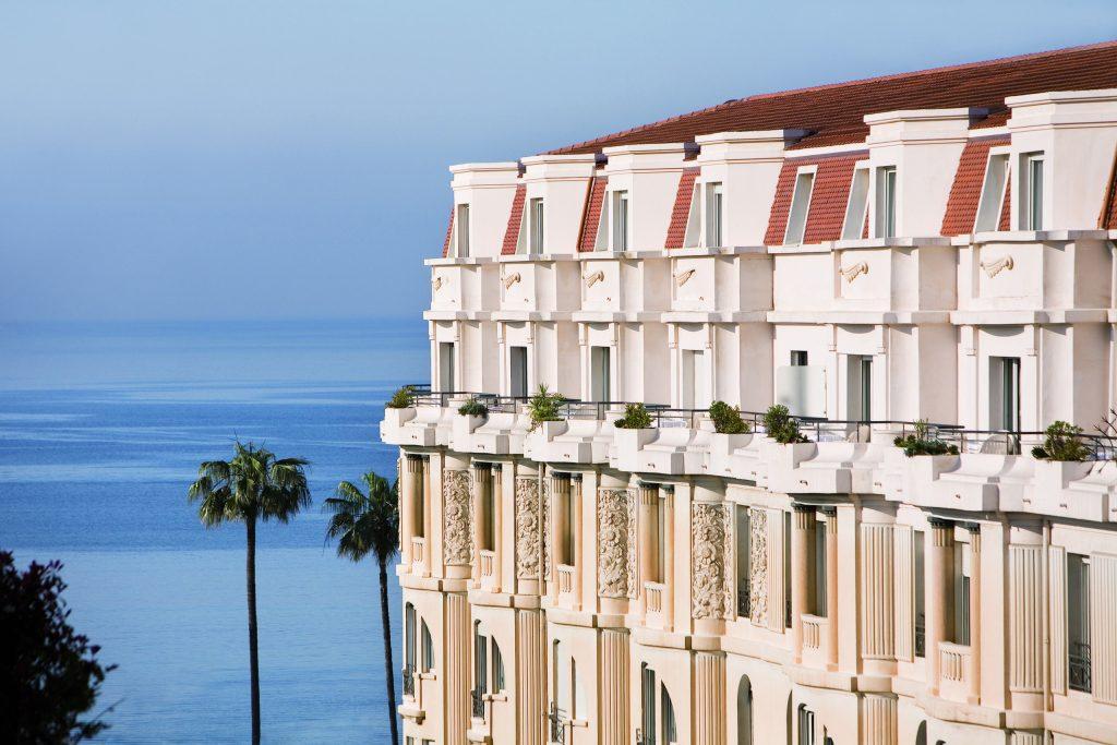El Hotel Barrière Le Majestic Cannes conjuga el glamour de las estrellas de cine con la más alta gastronomía