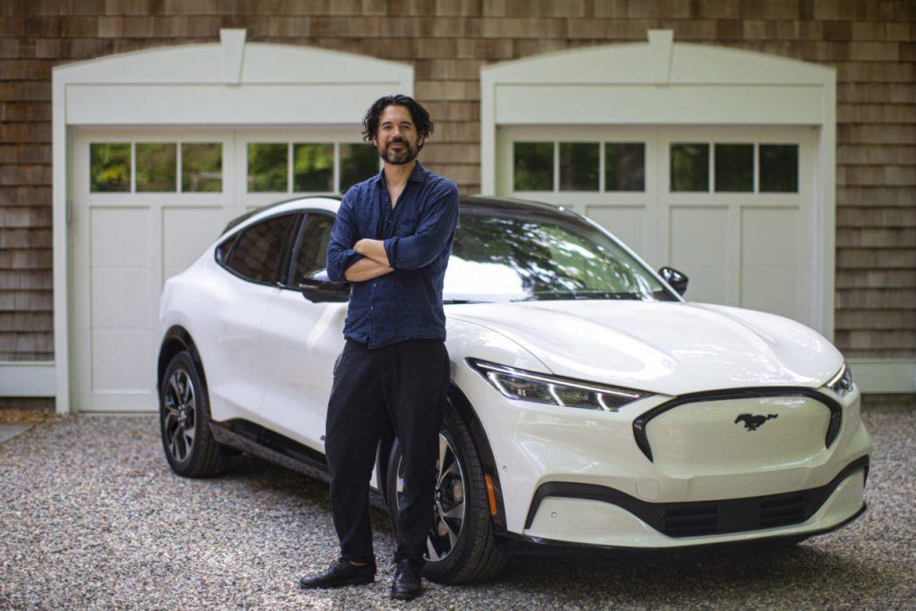 Te presentamos los sonidos del nuevo Mustang eléctrico y la canción inspirada por el vehículo