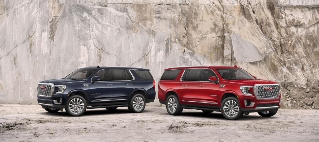GMC ha decidido llevar a otro nivel la nueva Yukon Denali 2021, si estabas buscando la SUV ideal, sin duda es para ti